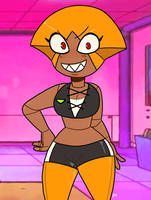 OK K.O.! Let's Be Heroes - Shannon 40 by theEyZmaster