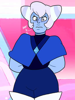 Steven Universe - Holly Blue Agate 11