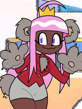 OK K.O.! Let's Be Heroes - Koala Princess 01