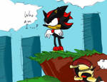 where was mighty : Shadow