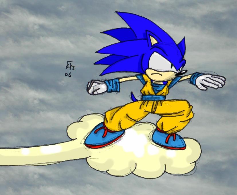 DB Sonic by theEyZmaster