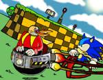 REMAKE Sonic Versus Eggman
