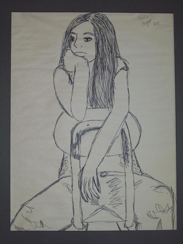 Sketch by xeye85