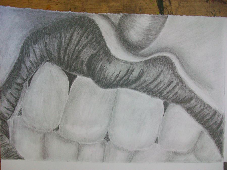 Lips by xeye85