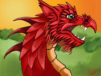 Dragon of Wales