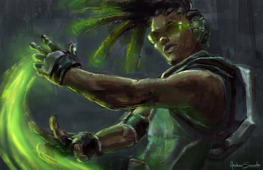 Lucio Overwatch