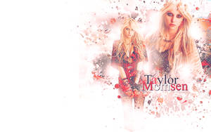 Taylor Momsen - Wallpaper by only-thi