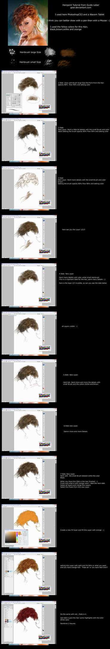 Hair Tut from sweet Elf Pictur by goor