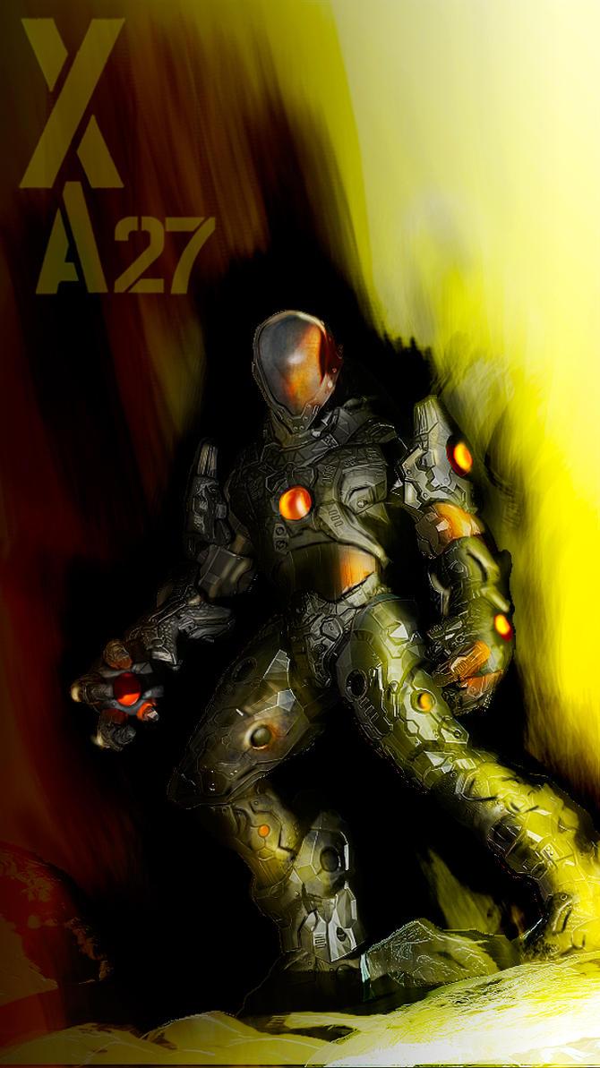 XA27 by goor