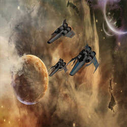 Vipers on patrol by Gmeister11