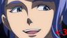 Gaelio Bauduin Stamp ~ Gundam Iron-Blooded Orphans by JulianaJealousy