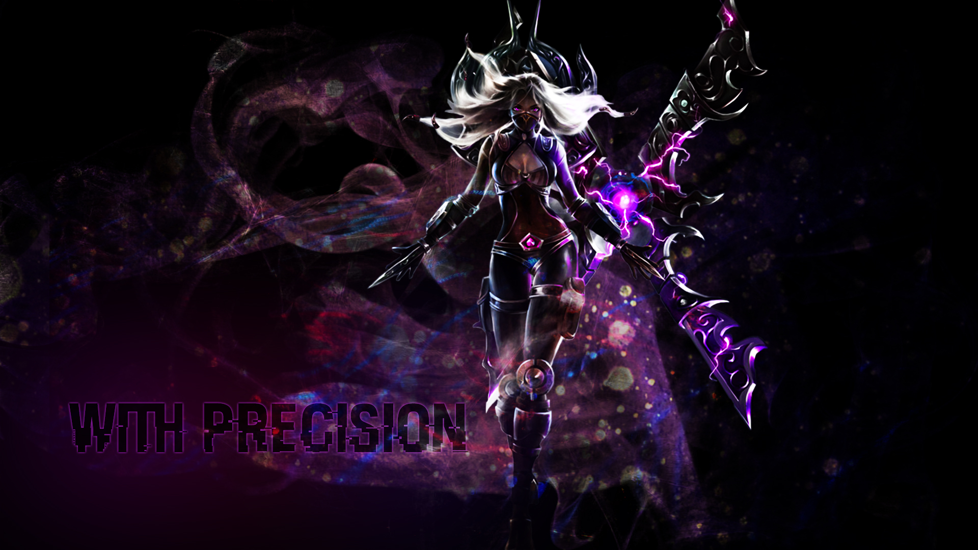 Nightblade Irelia by Churail on DeviantArt
