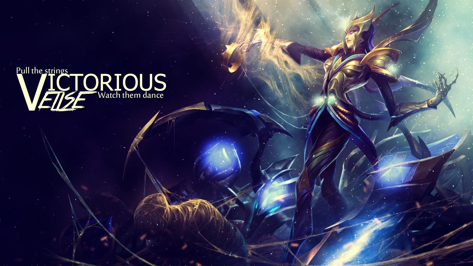 League Of Legends Victorious Elise