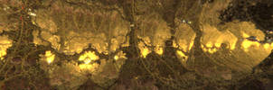 Fractal Sunlight Mushroom Cave 2014