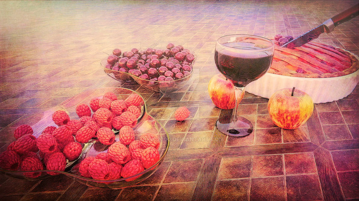 Food and drink -Edit by sono2000