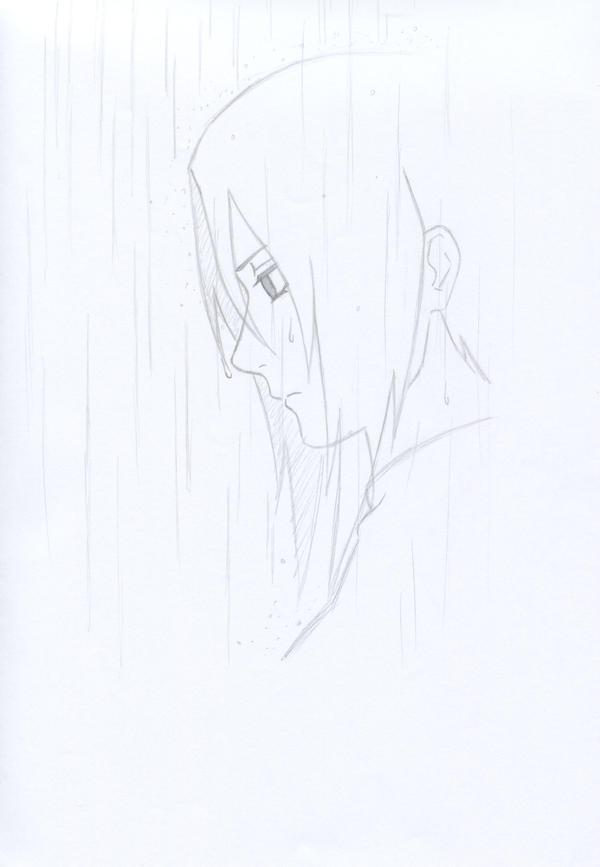 Ame -Sketch Book by Uchiha-Harumi