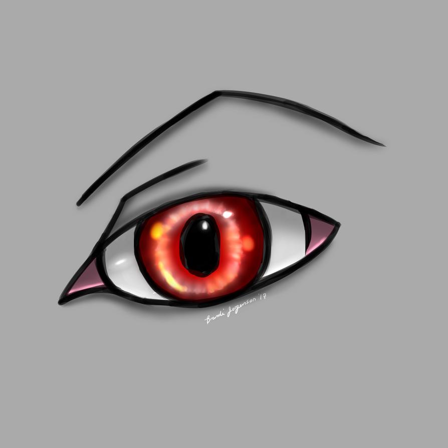 Persona Eye Detail by Shadow-Dragon91