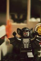 Vampire Bat by OMGImFabulous