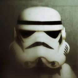 Stormtrooper portrait by OMGImFabulous