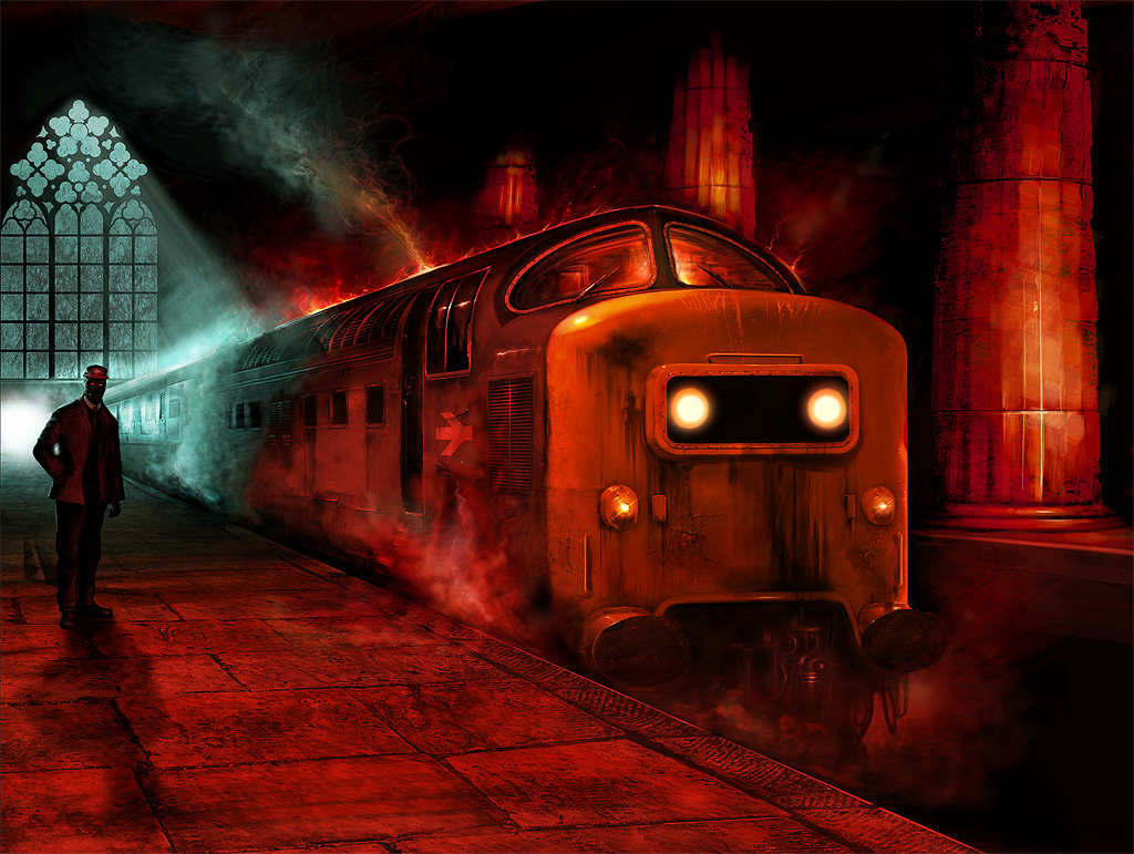 Final Train. by JasonHeeley