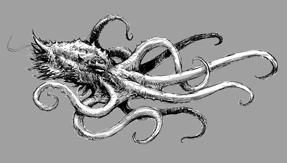 octopus tattoo the sequel by jasonheeley on deviantart. Black Bedroom Furniture Sets. Home Design Ideas