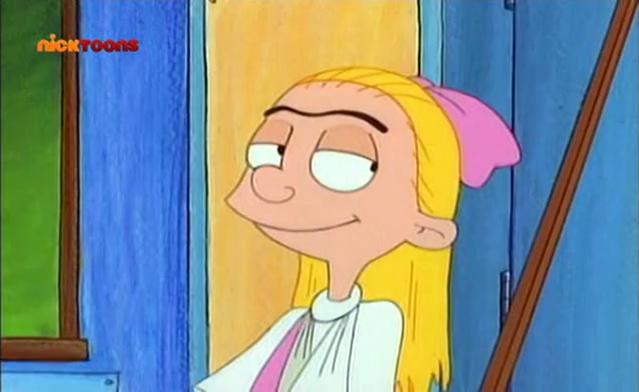 Hey Arnold Helga Meme