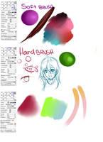 Brush settings~! by Amalii