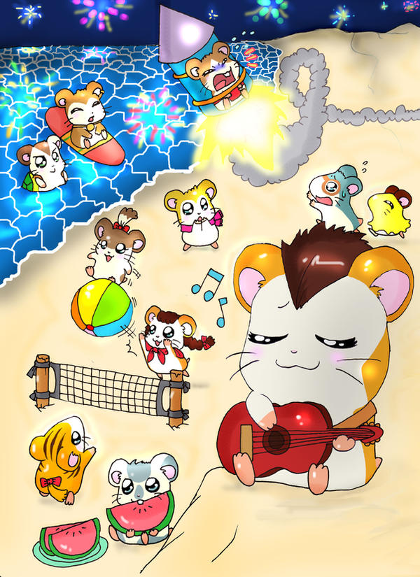 the gallery for gt hamtaro pepper