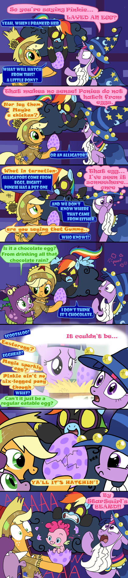 Easteregg by PepperSupreme