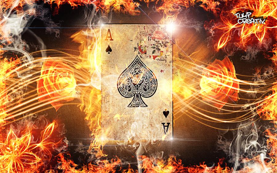Kartenspiel Feuer