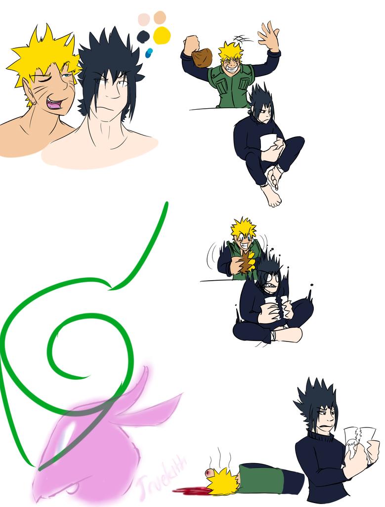 :: Naruto Nostalgia :: by BullSwag