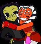 epic hug colored