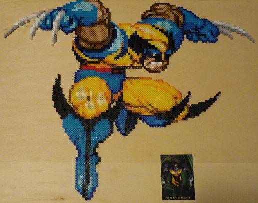 Wolverine Bead Sprite