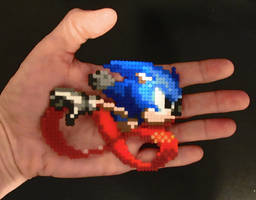 Sonic CD artkal mini beads