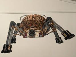 DOOM Spider Mastermind close up