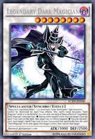 Legendary Dark Magician by BatMed
