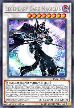 Legendary Dark Magician