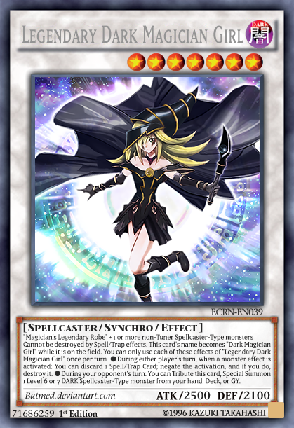 Dark Magicion Girl