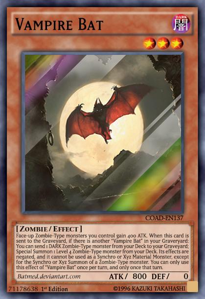 vampire bat by batmed on deviantart