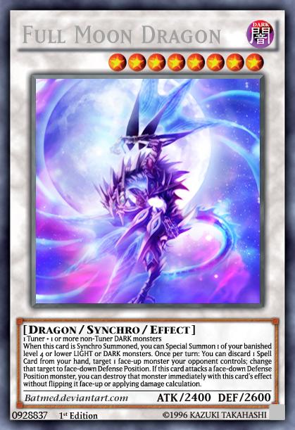 Full Moon Dragon: Full Moon Dragon By BatMed