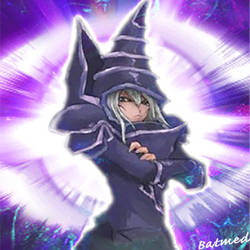 Dark Magician by BatMed