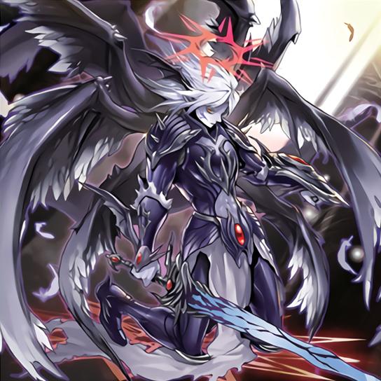 Lucifer Yugioh: Darklord Morningstar Artwork By BatMed On DeviantArt