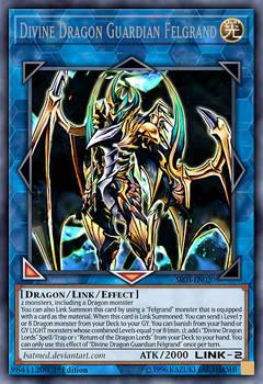 Divine Dragon Guardian Felgrand