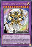 Elemental HERO Divinity Neos