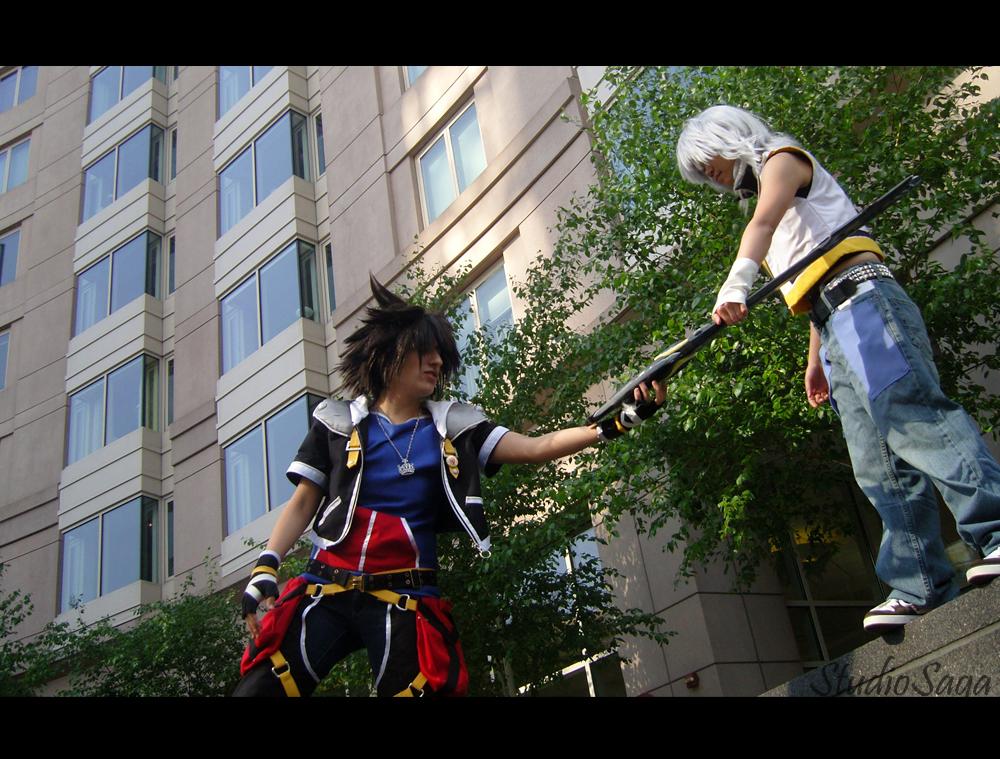 Kingdom Hearts :: Hold On by studioSAGA