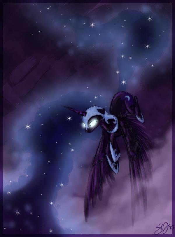 A Nighttime Eternal by Famosity