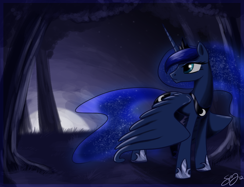 Princess of the Night by Famosity