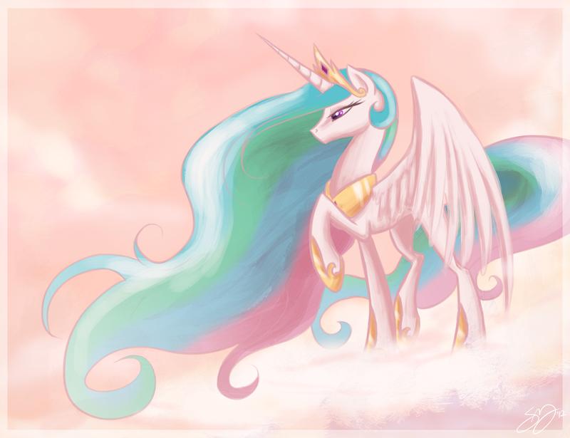 Sun Princess by Famosity