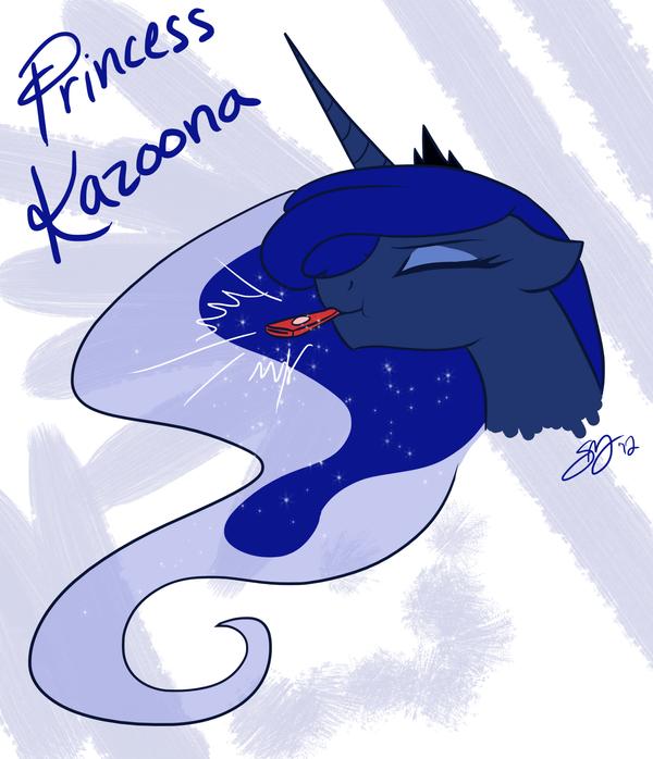 Princess Kazoona by Famosity