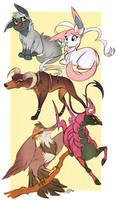 Happy Pokemon Day by probablyfakeblonde